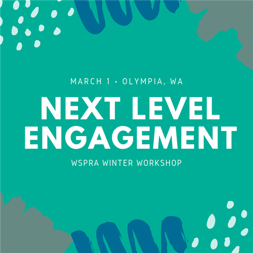 Next Level Engagement: Register for Winter Workshop