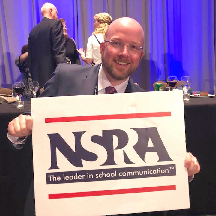 Curtis Campbell Named to NSPRA Board
