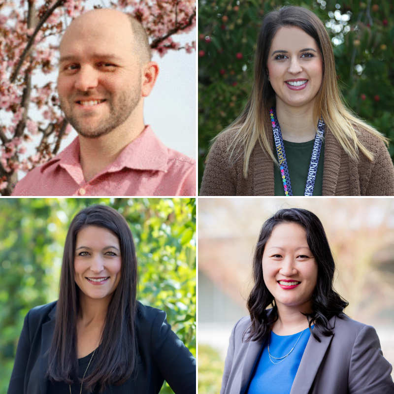 4 WSPRA Members Named to NSPRA's Newest Class of 35 Under 35
