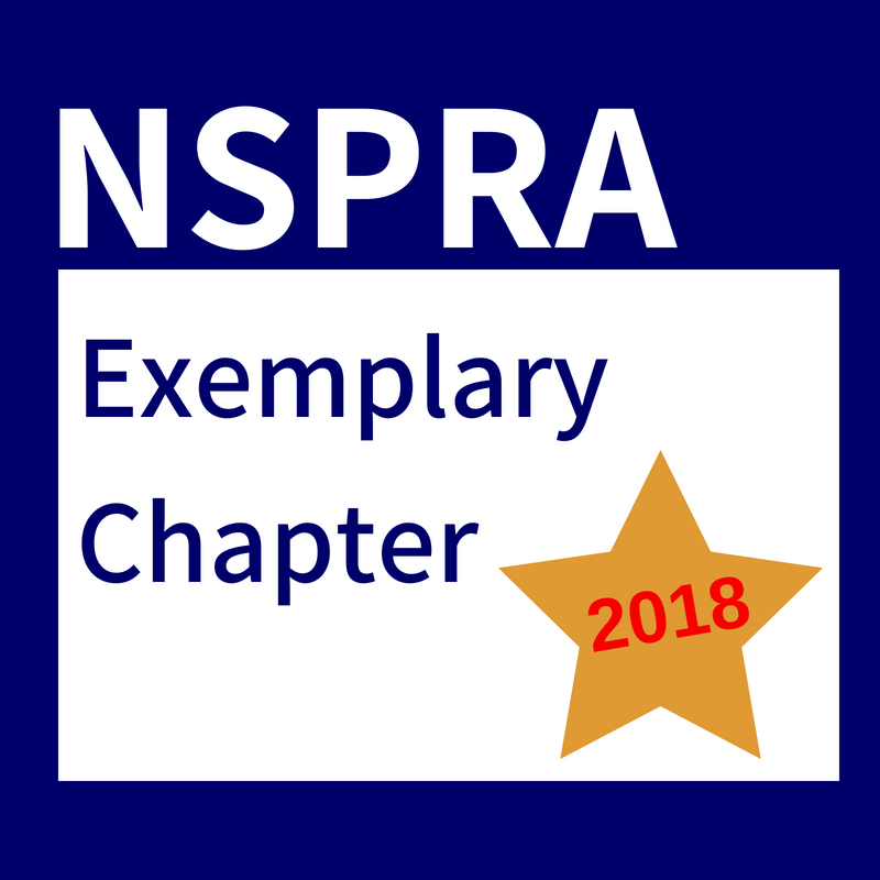 NSPRA Exemplary Chapter 2018