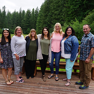 Meet the 2018-19 WSPRA Board