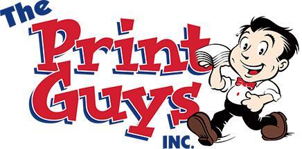 Print Guys logo