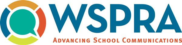 Official Washington School Public Relations Association logo